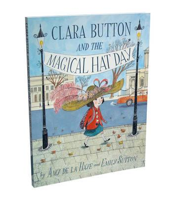 Clara Button & the Magical Hat Day Cover Image