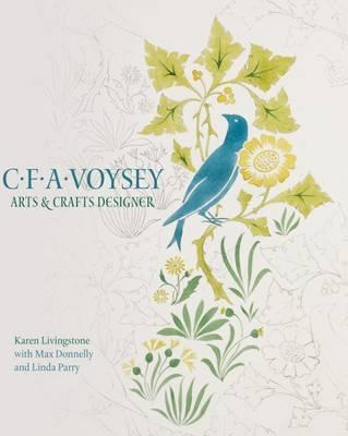 C.F.A. Voysey Cover Image