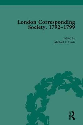 The London Corresponding Society, 1792-1799