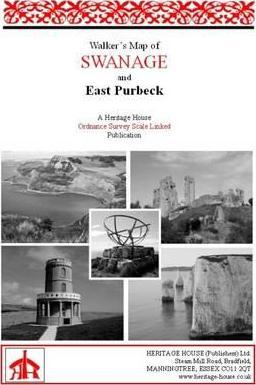 Walker's Map of Swanage and East Purbeck