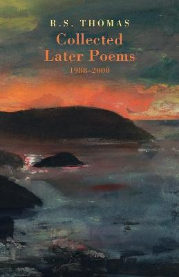 Collected Later Poems 1988-2000 Cover Image