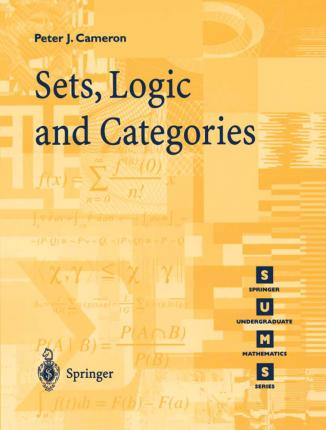 Sets, Logic and Categories