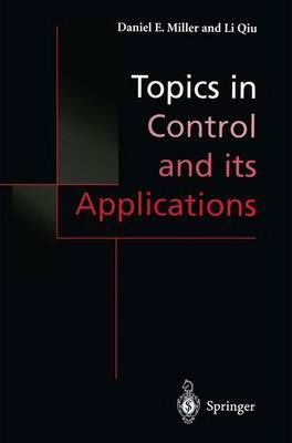 Topics in Control and Its Applications  A Tribute to Edward J.Davison