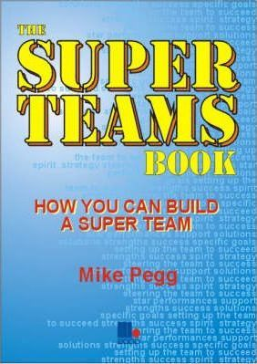 The Super Teams Book Cover Image
