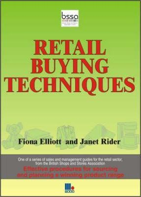 Retail Buying Techniques Cover Image