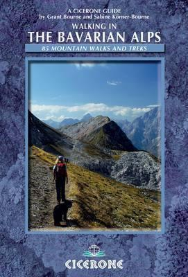 Walking in the Bavarian Alps Cover Image