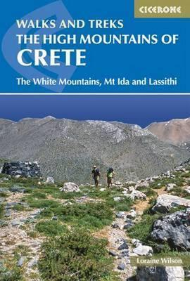 The High Mountains of Crete Cover Image