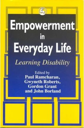 Empowerment in Everyday Life: Learning Disability