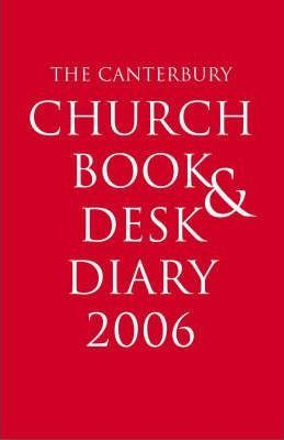The Church Book and Desk Diary -Personal Organiser 2006: Personal Organiser Version