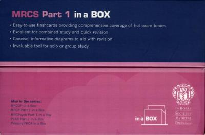 MRCS Part 1 in a Box