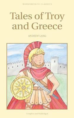 Tales of Troy and Greece Cover Image