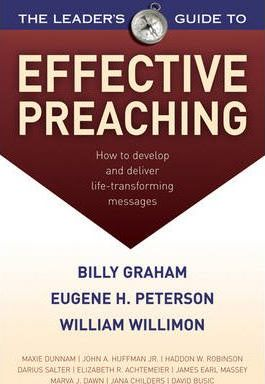 The Leaders Guide to Effective Preaching