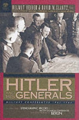 Hitler and His Generals