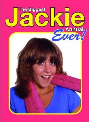 "The Biggest ""Jackie"" Annual Ever!"