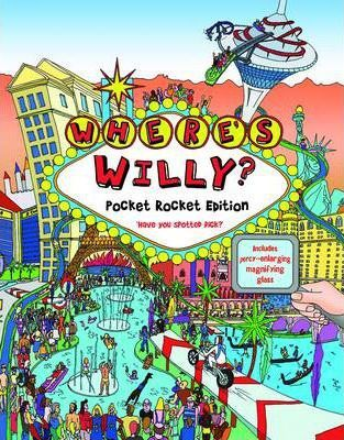 Where's Willy? : Pocket Rocket Edition: Have You Spotted Dick?