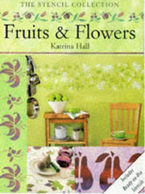 Fruits and Flowers Stencils