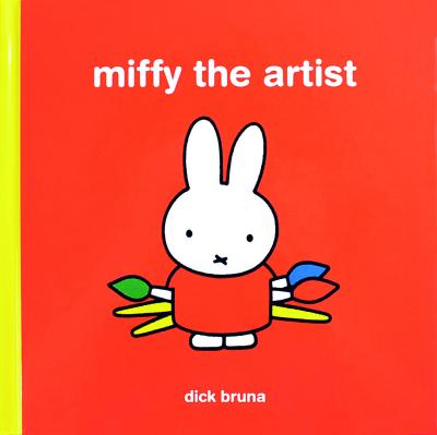Miffy the Artist Cover Image
