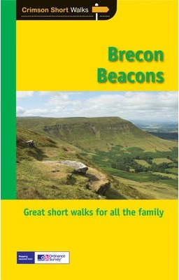 Short Walks Brecon Beacons Cover Image