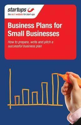 Business Plans for Small Businesses Cover Image