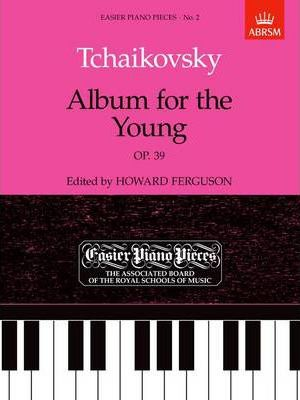 Album for the Young Op.39 : Easier Piano Pieces 02