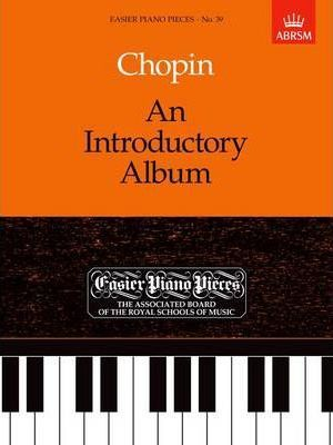 An Introductory Album : Easier Piano Pieces 39
