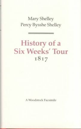 History of a Six Weeks' Tour