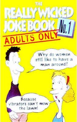 Really Wicked Joke Book