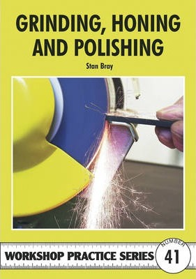 Grinding, Honing and Polishing Cover Image