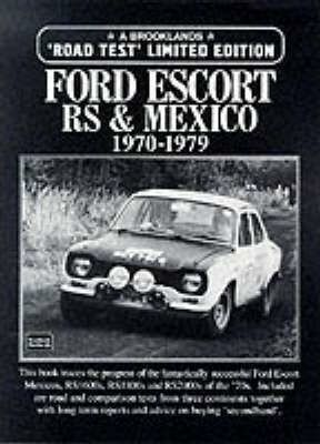 Ford Escort RS and Mexico, 1970-79