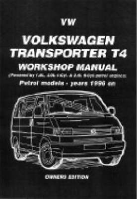 Volkswagen Transporter T4 Workshop Manual Owners Edition