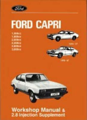 ford capri workshop manual ford capri workshop manual and 2 8 rh bookdepository com ford capri convertible workshop manual ford capri service manual