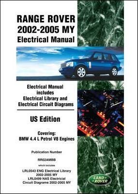 Range Rover 2002-2005 MY Electrical Manual