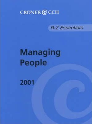 Croner's A-Z Essentials: Managing People