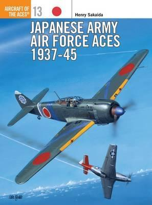 Japanese Army Air Force Aces, 1937-45