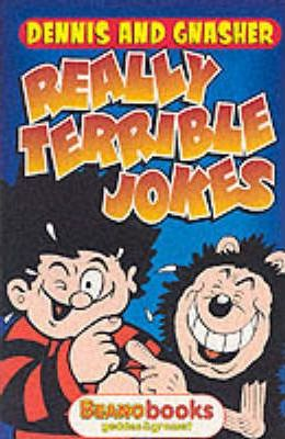 Dennis and Gnasher Really Terrible Jokes