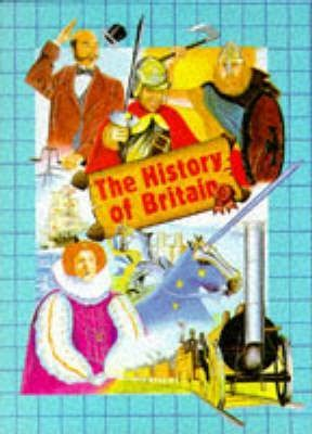The History of Britain Binder