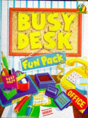 Busy Desk Activity Fun Pack