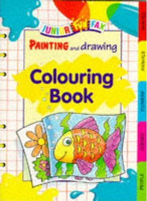 Painting and Drawing: Colouring Book