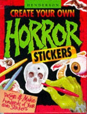 Create Your Own Horror Stickers