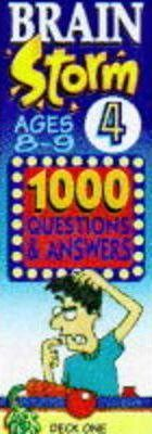 Quiz Quest: Ages 8-9 Bk. 3