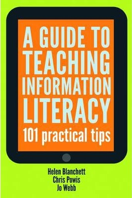 A Guide to Teaching Information Literacy Cover Image