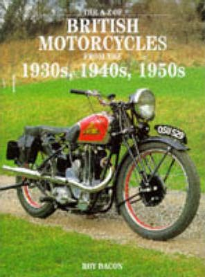 A-Z of British Motorcycles 305-505