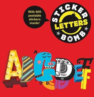 Stickerbomb Letters