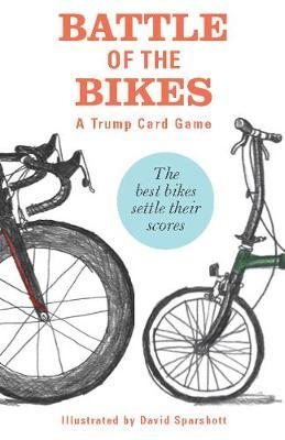 Battle of the Bikes Cover Image