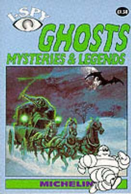 I-Spy Ghost Mysteries and Legends