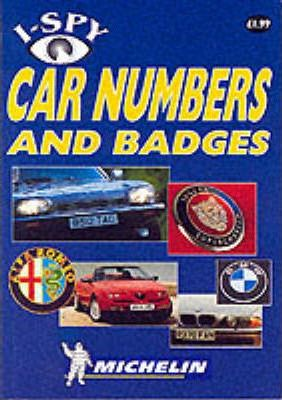 I-Spy Car Numbers and Badges