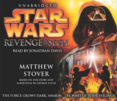 Star Wars Episode Iii Revenge Of The Sith Matthew Stover 9781856865951