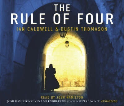 The Rule of Four CD