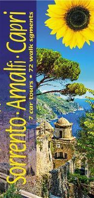 Sorrento, Amalfi and Capri : 7 Car Tours, 72 Walk Segments