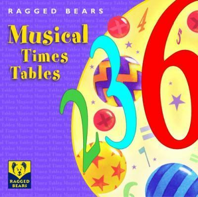 Ragged Bears Musical Times Tables